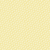 Light Yellow Dotty Buttons