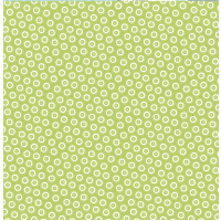 Green Dotty Buttons