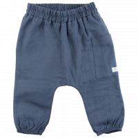EN FANT - INK PANTS CHINA BLUE