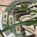 Clipshårspenne perler spiss