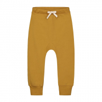 GRAY LABEL - BAGGY PANTS SEAMLESS MUSTARD