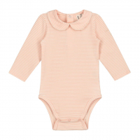 GRAY LABEL - BODY W/COLLAR STRIPE POP/CREAM