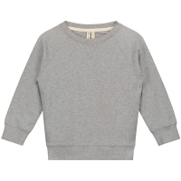 GRAY LABEL - CREWNECK SWEATER GREY MELANGE