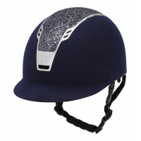 Priority Helmet Suede/Glitter