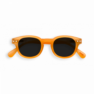 IZIPIZI - SOLBRILLE JUNIOR #C ORANGE FLASH (5-10 ÅR)