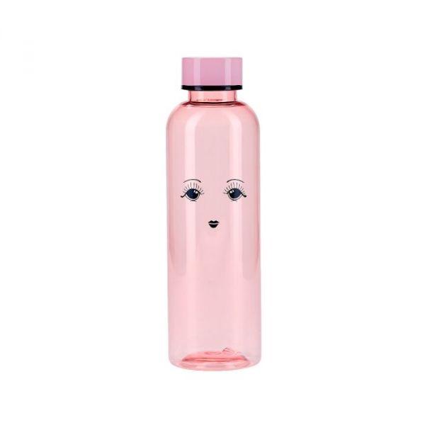 Drikkeflaske - Øyne rosa