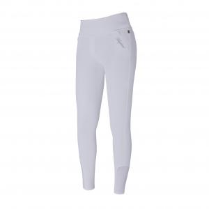 Kingsland Katja pullon bukse hvit Knegrip- Ny modell