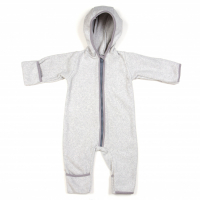 HUTTELIHUT - HELDRESS FLEECE LIGHT GREY