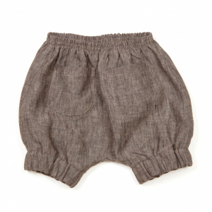 HUTTELIHUT - SHORTS BROWN