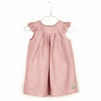 HUTTELIHUT - SOPHIE DRESS DUSTY ROSE