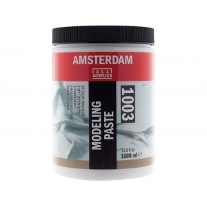 AMSTERDAM MODELING PASTE 1003 1000ML