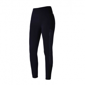 Kingsland Karina Tights med fullgrip.- Navy, rosa og blue