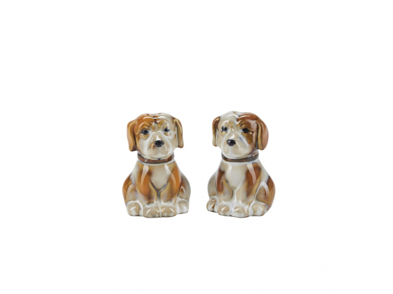 Salt & Pepper 2stk hunder