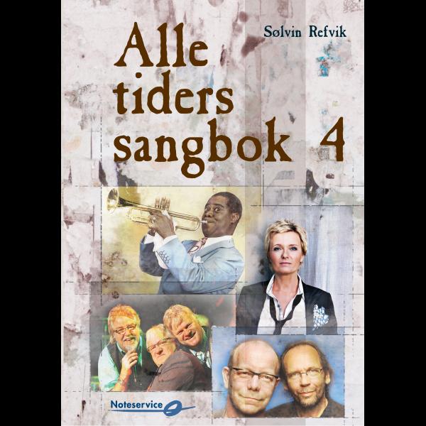 ALLE TIDERS SANGBOK 4