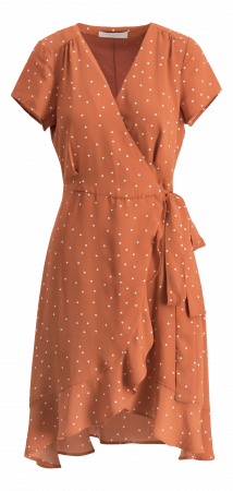 Palm Dress Dots