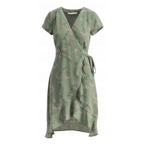 Palm Dress Army Flower