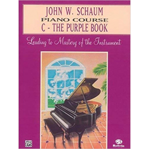 PIANOCOURSE C - THE PURPLE BOOK