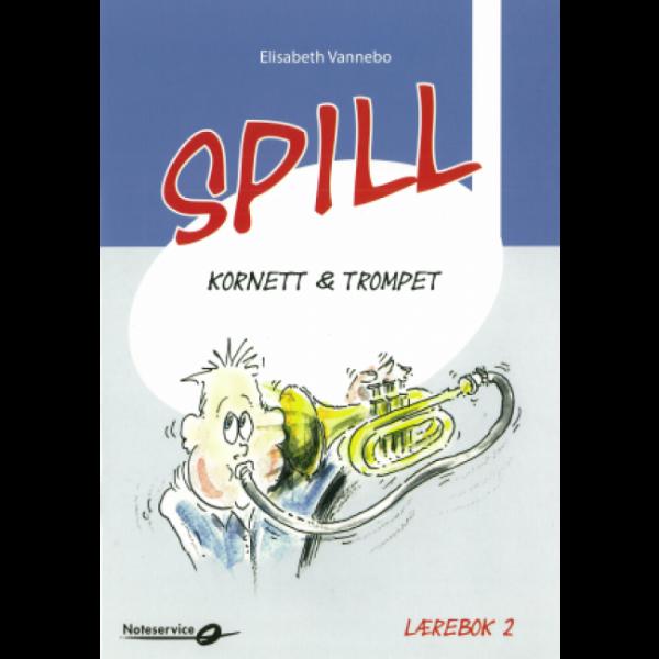 SPILL KORNETT & TROMPET BOK 2