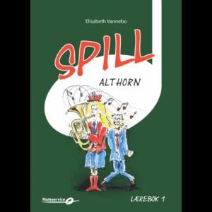SPILL ALTHORN 1 BOK M/CD