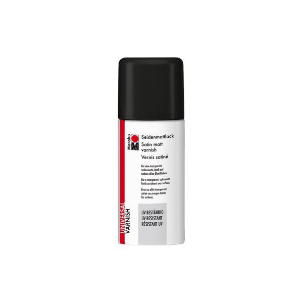 Marabu Spraylakk 150ml – Satin Matt / halvmatt klarlakk