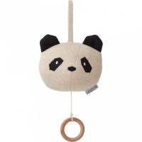 LIEWOOD - MUSIKKURO PANDA BEIGE BEAUTY