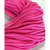 3 meter Neon  Rosa  bånd 6 mm