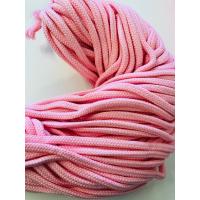 3 meter Lys rosa  bånd 6 mm