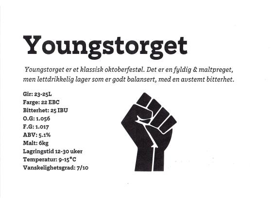 Youngstorget - Märzen