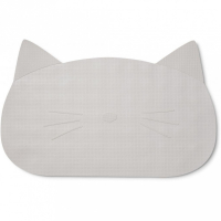 LIEWOOD - BADEMATTE CAT DUMBO GREY