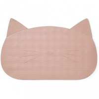 LIEWOOD - BADEMATTE CAT ROSE