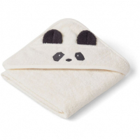 LIEWOOD - HÅNDKLE BABY PANDA CREME