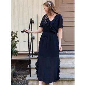 Viola maxi dress
