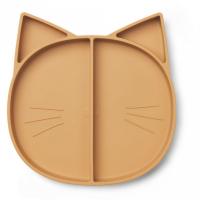 LIEWOOD - MADDOX MULTI PLATE CAT MUSTARD
