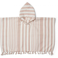 LIEWOOD - ROOMIE PONCHO ROSE/CREME