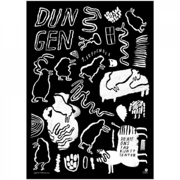 Plakat Dungen 2016