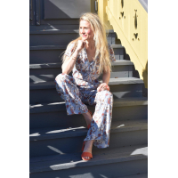 Maud FLOWER JUMPSUIT