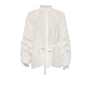 Lyanna Blouse White