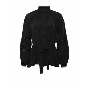 Lyanna Blouse Black