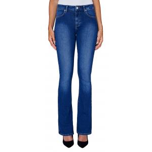 Uma Jeans Indigo Flex