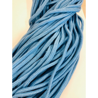 3 meter Lys blå bånd 6 mm