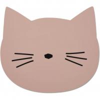 LIEWOOD - SPISEBRIKKE CAT ROSE