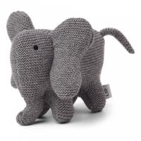 LIEWOOD - VIGGA KNIT MINI ELEPHANT GREY MELANGE