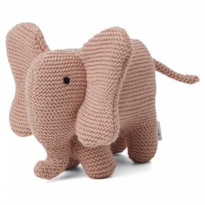 LIEWOOD - VIGGA KNIT MINI ELEPHANT ROSE