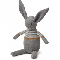LIEWOOD - VIGGA KNIT MINI RABBIT GREY MELANGE