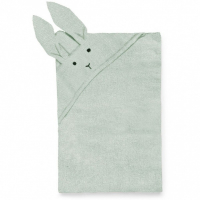 LIEWOOD - WILLIE STRIKKET TEPPE RABBIT DUSTY MINT