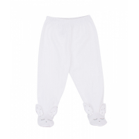 LIVLY - BUNNY PANTS WHITE