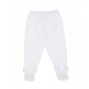 LIVLY - BUNNY PANTS WHITE