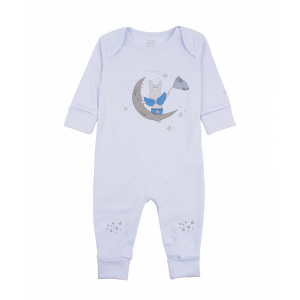 LIVLY - CATCHING STARS ANGEL COVERALL BABY BLUE