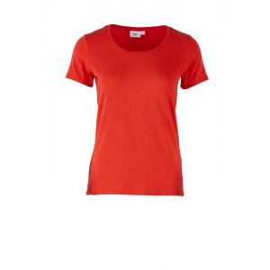 T-Shirt With Round