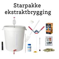 Startpakke Ekstraktbrygging - Studentpakka